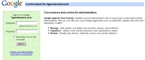 Manual Penggunaan Email Free 6 Gb (GMail)
