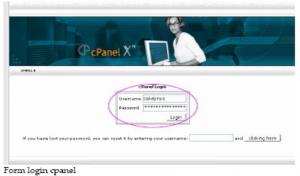 Upload Database MySQL