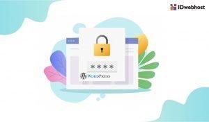 Cara Mengubah Password Wordpress