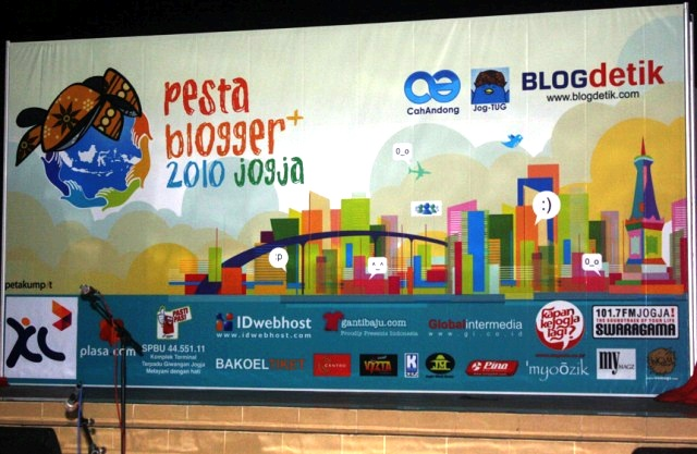 IDwebhost dan Pesta Blogger