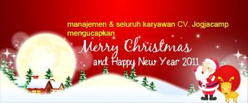 Selamat Hari Natal dan Tahun Baru 2011