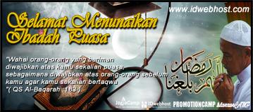Jadwal Online Ramadhan CS  Blog IDwebhost