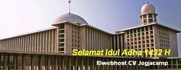 Informasi Offline layanan IDwebhost selama Idhul Adha 1432 H