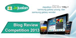 Ikuti dan Menangkan Kontes Blog Review Jejualan.com
