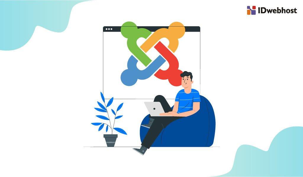 cara instal dan konfigurasi Joomla