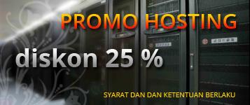 Promo Free Domain dan Diskon Hosting Bulan Agustus 2013