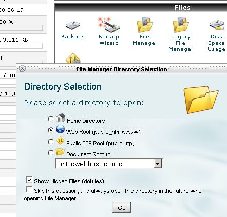 how to add php version manager in cpanel