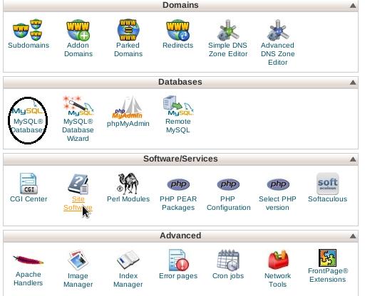 Cara Membuat Database MySQL dan menghubungkan User Database di cPanel