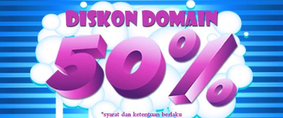 Diskon domain .com 50% di Hari Sumpah Pemuda