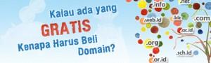 Gratis Domain di Bulan Oktober Ini