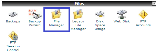 Backup Manual Dari Cpanel