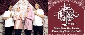 Selamat Hari Raya Idul Fitri 1435 H / 2014 M