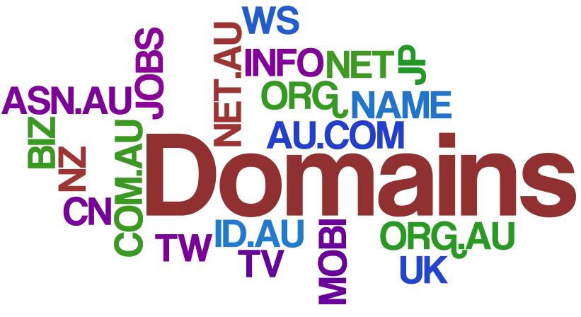 Order Domain di IDwebhost