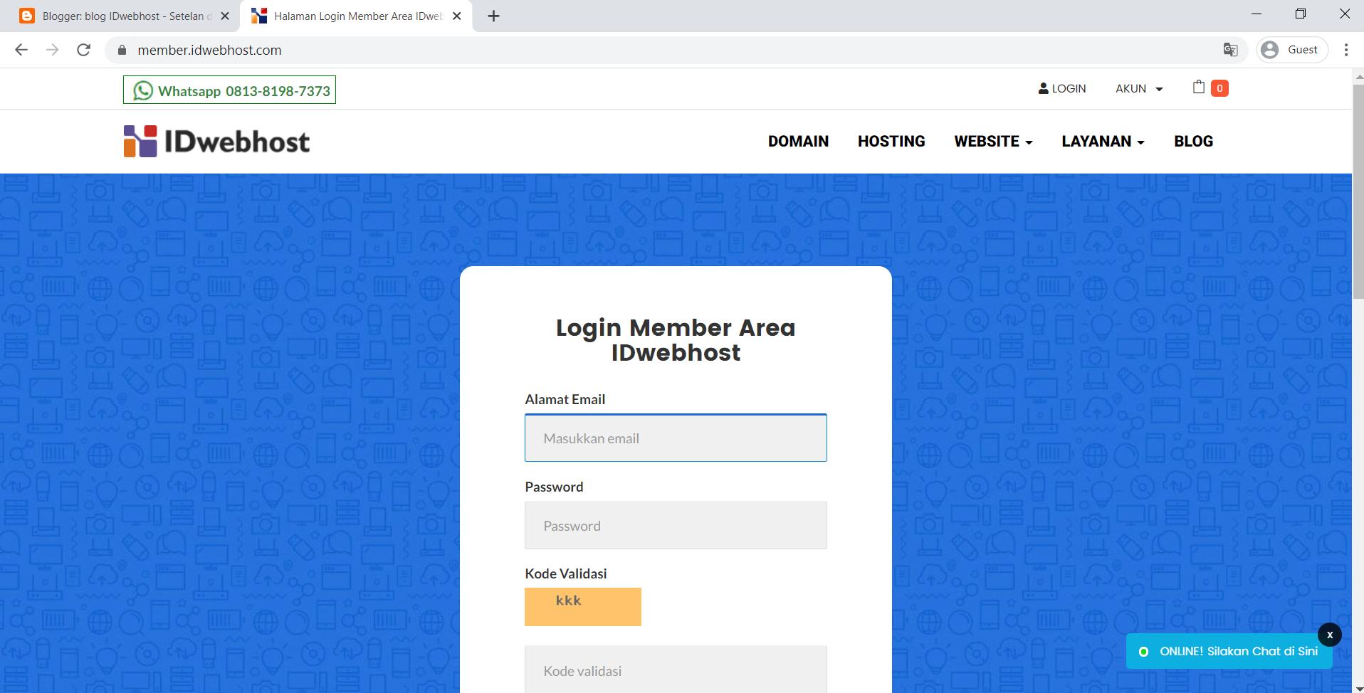 member idwebhost