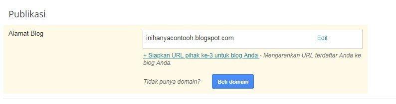 Siapkan URL pihak ke-3