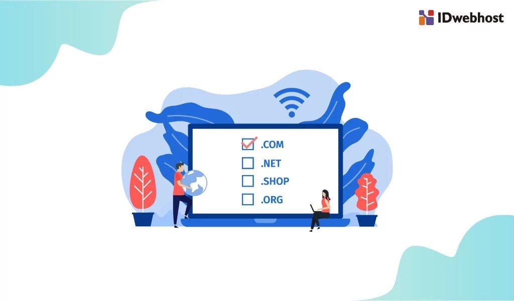 Cara Order Perpanjangan Domain