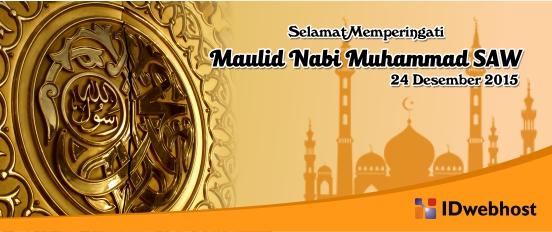 Informasi Libur Peringatan Maulid Nabi Muhammad SAW 24 Desember 2015
