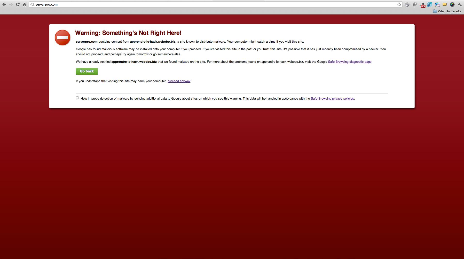 Pelanggan Mengalami Web Blacklist? Apa Respon Provider Web Hosting?