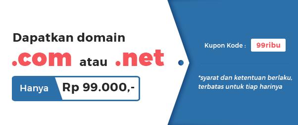 COM NET Murah Tiap Hari