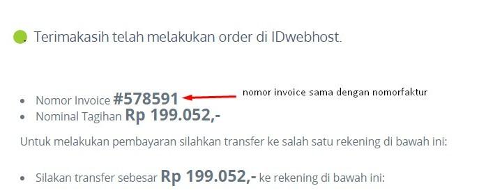 detil biaya