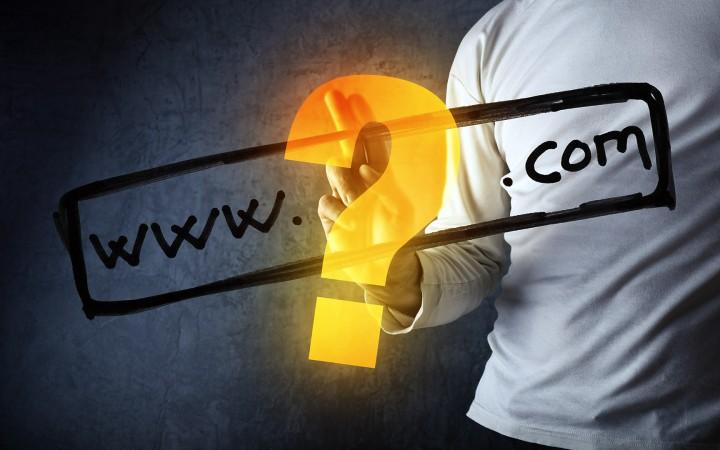 Memilih dan Registrasi Nama Domain