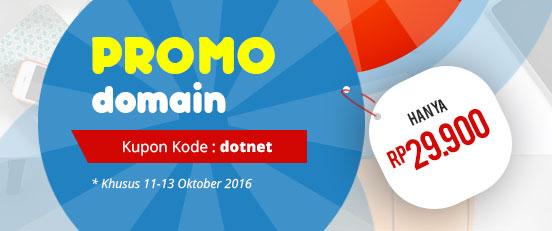 GRATIS domain .NET untuk Kamu