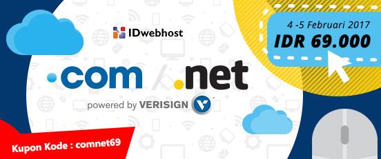Promo COM NET 69.000