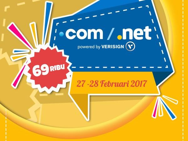 COM NET 69.000 - HANYA 2 HARI