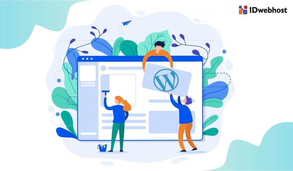 Memasang plugin WordPress