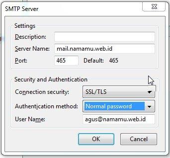 SMTP ISP