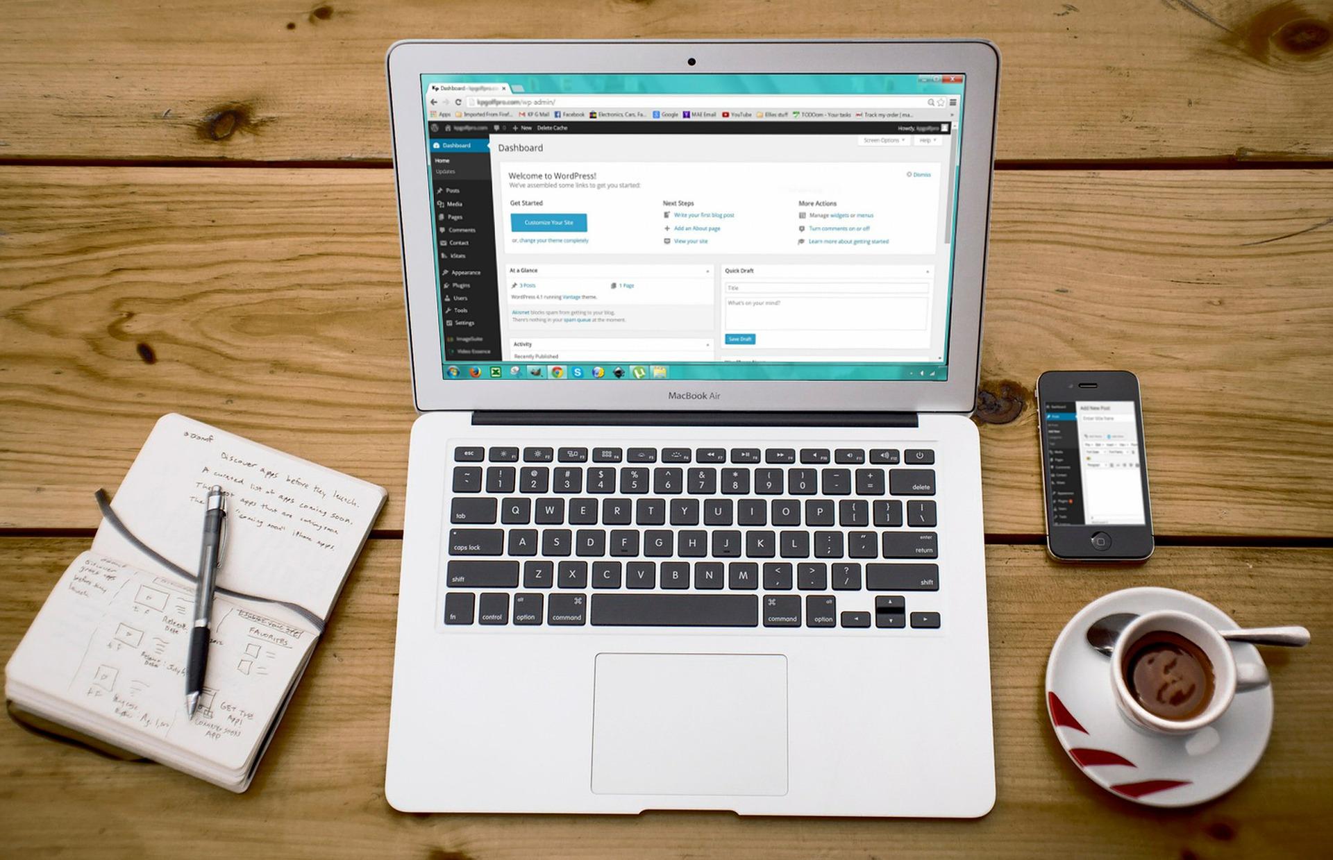 Mempelajari Fungsi Menu Dashboard pada WordPress