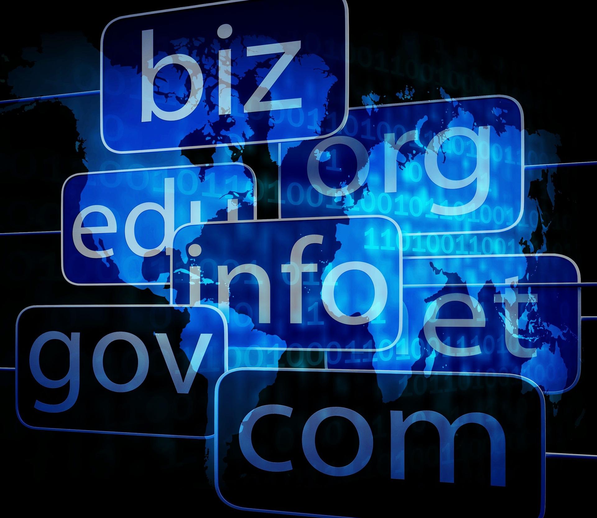Sejarah Singkat Tentang Nama Domain
