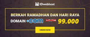 Berkah Ramadhan .COM hanya 99.000