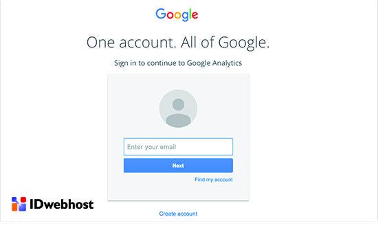 Cara Memasang Google Analytics Dengan Langkah Awal Mendaftar