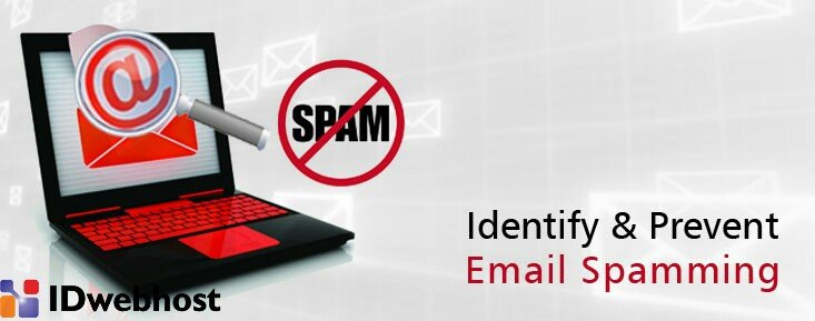 Fitur Email Anti Spam Idwebhost