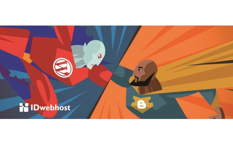 Pilih Blogspot Atau WordPress? Mana Yang Terbaik?