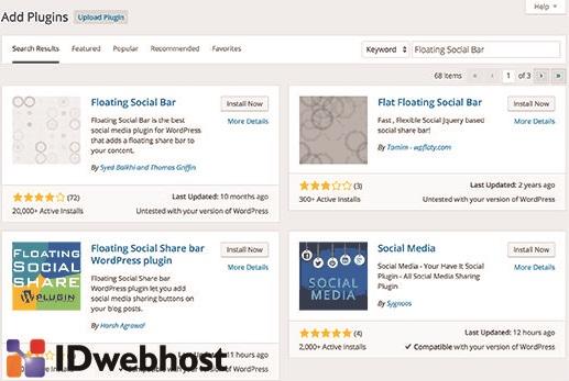 Plugin Yang Tersedia Untuk WordPress