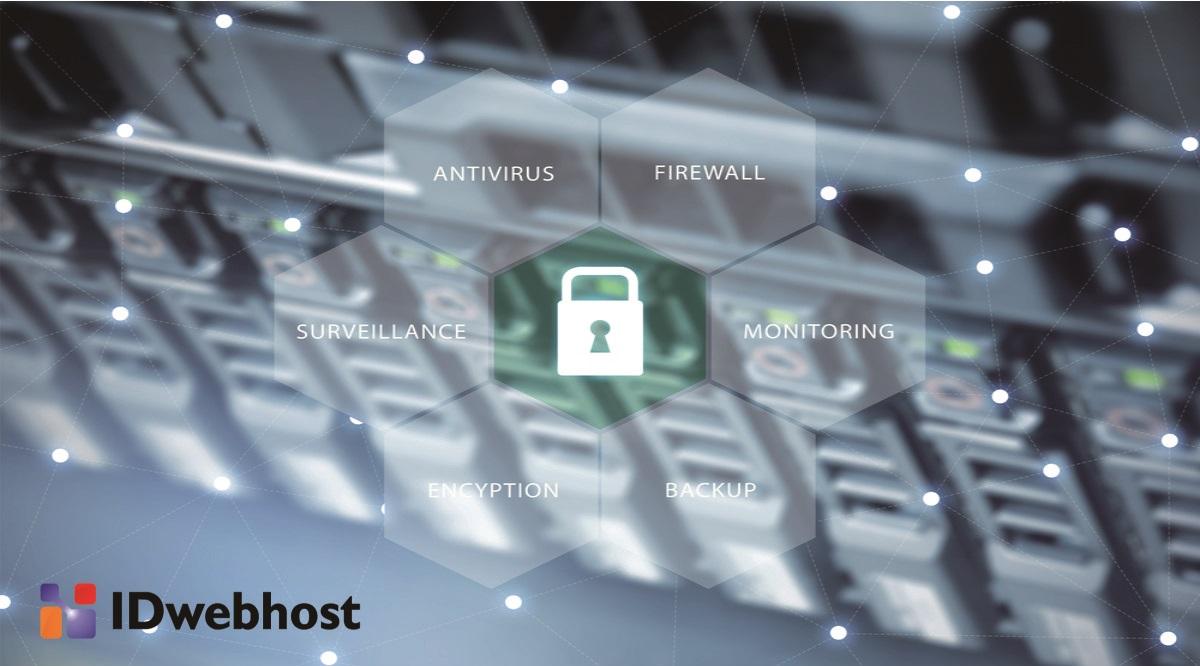 Review Fitur Keamanan Lengkap IDwebhost
