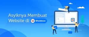 Cara Membuat Website di IDWebhost