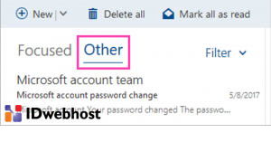 Cara mengatasi outlook yang tidak bisa menerima email