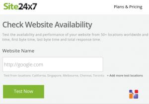 Cara Cek Website Down