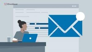 Alamat Email Dengan Domain Sendiri, Ini Untungnya