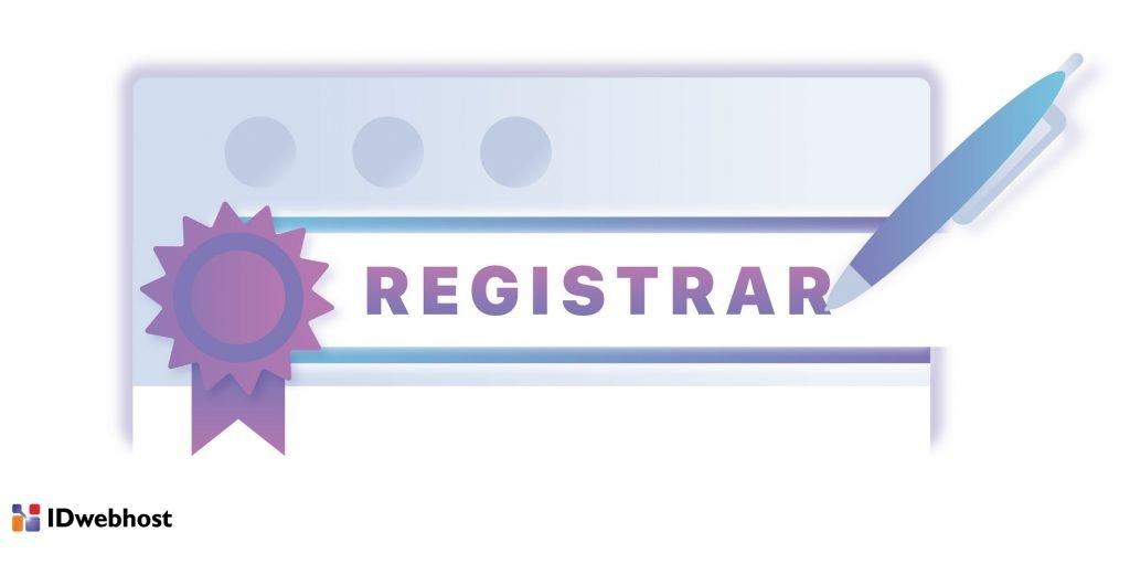 kunci dengan registrar terbaik