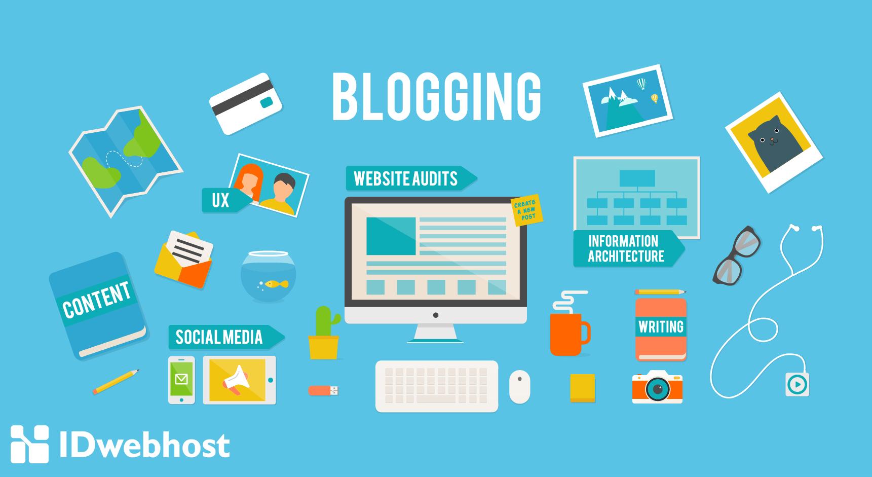 3 Manfaat Besar Memiliki Blog