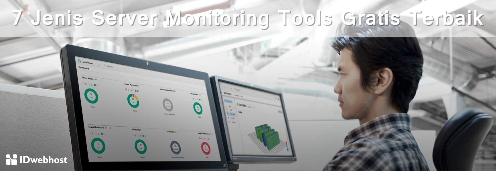 7 Jenis Server Monitoring Tools Gratis Terbaik