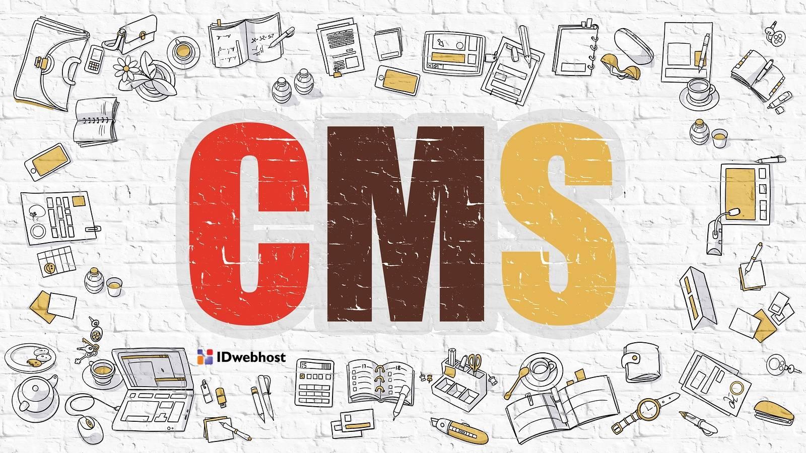 Perbandingan 9 Platform CMS Blog Terbaik 2018