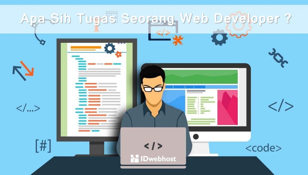 Apa Sih Tugas Seorang Web Developer?