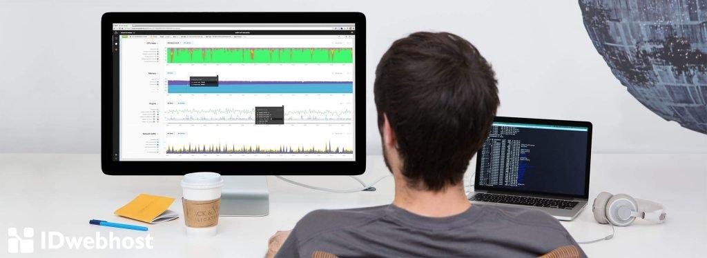 Daftar Server Monitoring Tools Free Terbaik