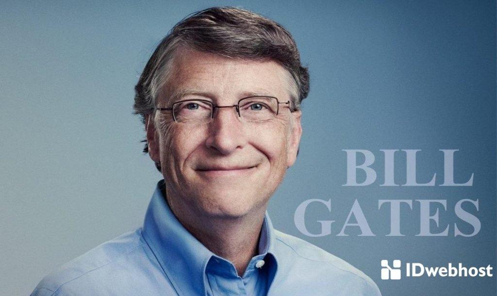 Kata-Kata Motivasi dari Bill Gates