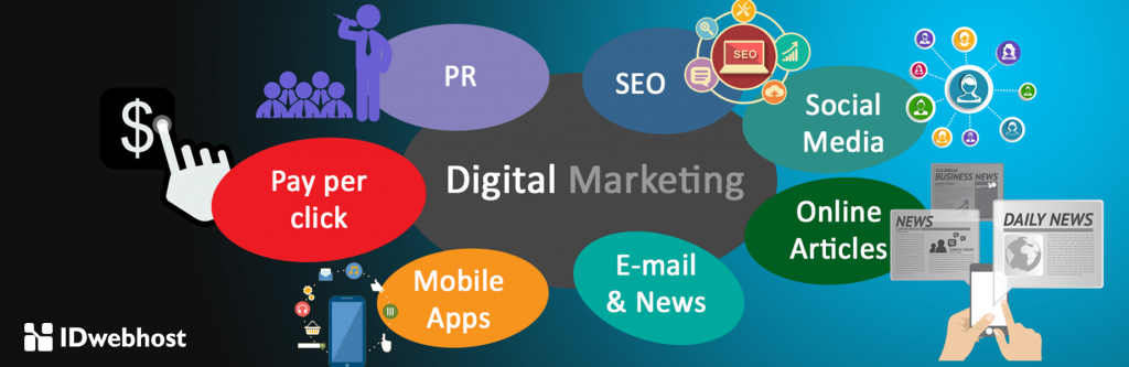 Kategori Digital Marketing
